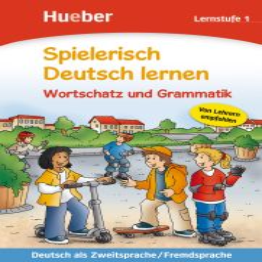 Spielerisch Deutsch lernen (978-3-19-019470-4)