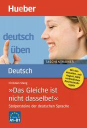 deutsch üben – Taschentrainer (978-3-19-267493-8)