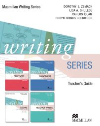 Macmillan Writing Series (978-3-19-272576-0)