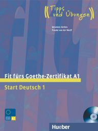 Fit f. Goethe-Z. A1, LB m. integ. CD