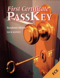 First Certificate PassKey, SB