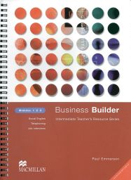 Business Builder, Modules 1,2,3