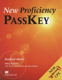 New Proficiency PassKey, SB