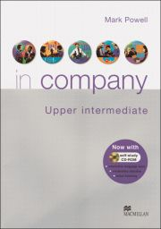in company Upper intermed., SB + CD