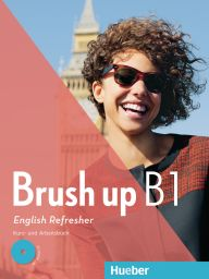 Brush up B1, KB+AB+Audio-CD
