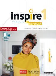 Inspire A1, Ausg. Deutschl., Kursbuch