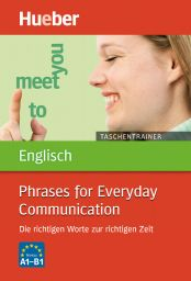 Taschentrainer Engl., Phrases...Everyday