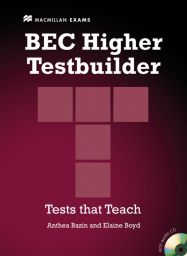 BEC Testbuilder Higher, Buch + CD
