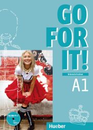 Go for it! A1, Intensivtrainer, Buch+CD