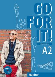 Go for it! A2, Intensivtrainer, Buch+CD