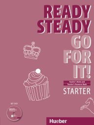 Go for it! Starter, LHB mit DVD + TRB