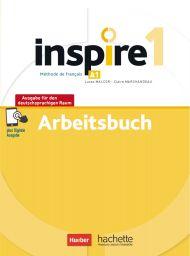 Inspire A1, Ausg. Deutschl., Arbeitsbuch