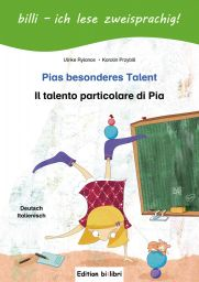 Bi:libri, Pias Talent, dt.-ital.
