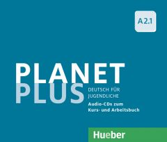 Planet Plus A2.1, 2 CDs z. KB+1 CD z. AB
