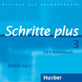 Schritte plus 3, CD zum AB