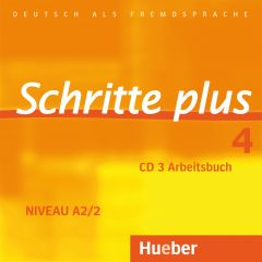 Schritte plus 4, CD zum AB
