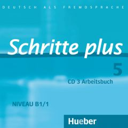 Schritte plus 5, CD zum AB