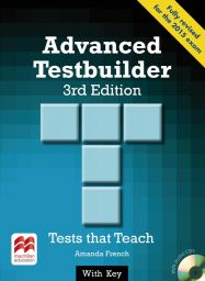 Advanced Testbuilder,3rd ed. with key