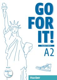 Go for it! A2, LHB mit DVD