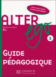 Alter Ego 3, Guide ped.
