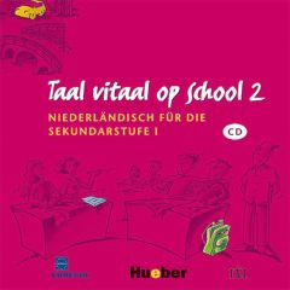 Taal vitaal op school 2, CD