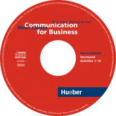 Comm. for Business Sh. Course, CD