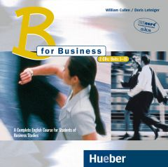 B for Business, 2 CDs, Hörv.