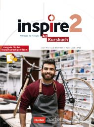 Inspire A2, Ausg. Deutschl., Kursbuch