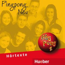 Pingpong Neu 1, 2 CDs zum LB