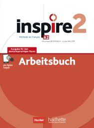 Inspire A2, Ausg. Deutschl., Arbeitsbuch