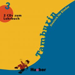Tamburin 3, 2 CDs Hört. und Lieder