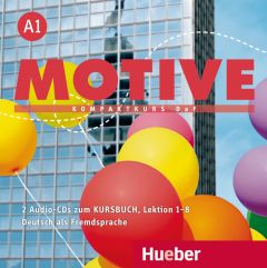 Motive, CDs z. KB A1, Lekt. 1-8