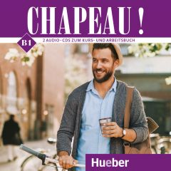 Chapeau ! B1, 2 Audio-CDs