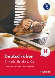 dt. üben - E-Mails, Briefe & Co