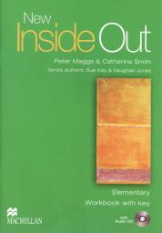 New Inside Out Elem., WB + CD