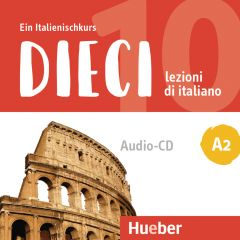 Dieci A2, Audio-CD
