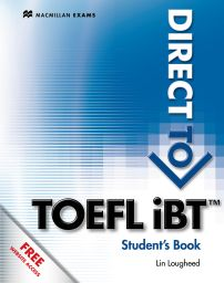 Direct to TOEFL iBT, SB Pack