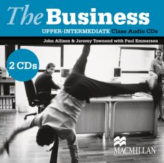 The Business Upper Int., CD