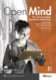 openMind BE,Pre-Int,SB+Code+WB(Print)+CD