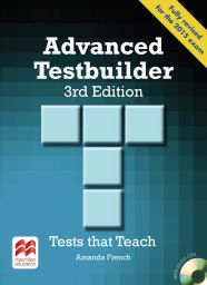 Advanced Testbuilder,3rd ed. without key