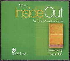 New Inside Out Elem., 3 CDs
