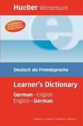 Learner's Dictionary, G-E/E-G