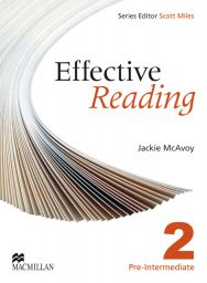 Effective Reading 2,Pre-Interm., SB