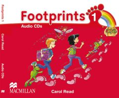 Footprints, Level 1, 3 Audio-CDs