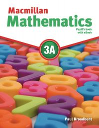 Macmillan Maths 3A, PB Package