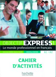 Objectif express 1, NE,Arbeitsbuch+Code