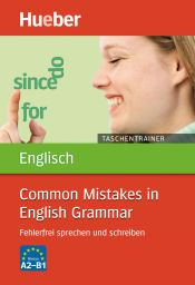 Taschentrainer Engl., Common Mistakes