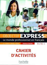 Objectif express 2, NE,Arbeitsbuch+Code