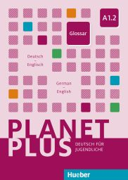 Planet Plus A1.2, Gloss. Dt.-Engl.