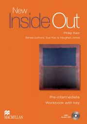 New Inside Out Pre-int., WB + CD